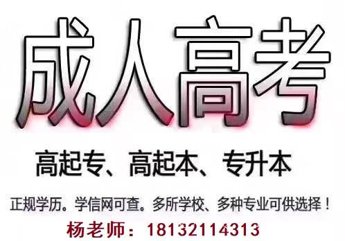 河北省成人高考考什么科目